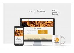 Websider for Fjellvikingen