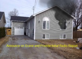 Residential Fire Simulation Exercise Screenshot