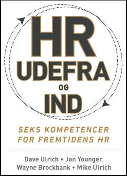 HR Udefra og Ind Dave Ulrich @ Gitte Mandrup Bøger 2016