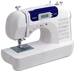 1. Sewing Machine with 60 Built-In Stitches
