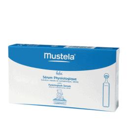 Mustela Bebe Soro Fisiologico 20 Unidoses x 5ml
