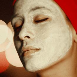 Máscaras e esfoliantes