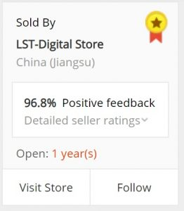 BestChineseReplicasAliExpressSellerRating