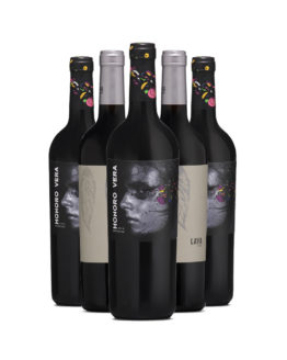 Gil Family Estates Laya and Garnacha 2017 mixed dozen