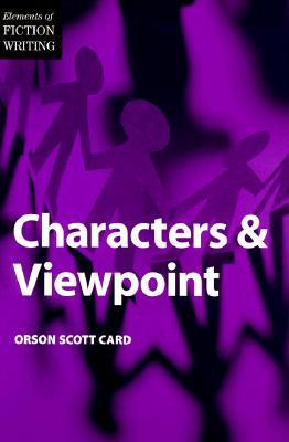 Cover for Characters and Viewpoint