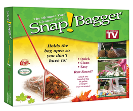 graphic design SnapBagger package