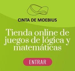 Cinta de Moebius - Tienda online de juegos de lógica y matemáticas