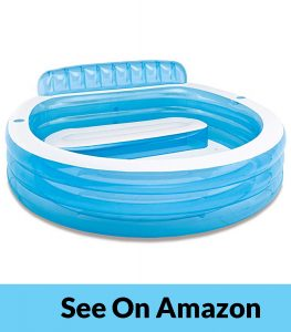 Intex inflatable Swimming pool
