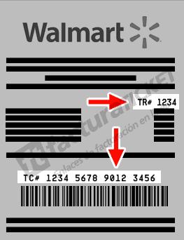 Ticket Superama facturacion