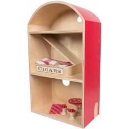 WOODEN MOUSE HOUSE