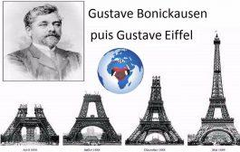 Ma ogtahay in dhisaha Eiffel Tower iyo asal ahaan Jarmalka
