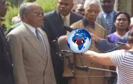 Devoir de mémoire: Mandela et Tshisekedi un même combat pour la libération d'un peuple opprimé et humilié ... (VIDÉO)