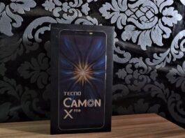 TECNO Camon X Unboxing 5