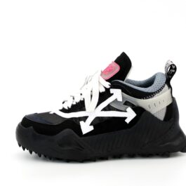 Кроссовки Off-White Odsy-1000 Black White
