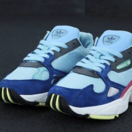 Женские кроссовки Adidas Falcon Clear Mint Collegiate Navy