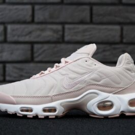 Женские кроссовки Nike Air Max TN Plus Satin Pack Beige