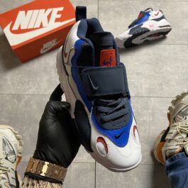 Nike Air Max Speed Turf White Blue (Синий)