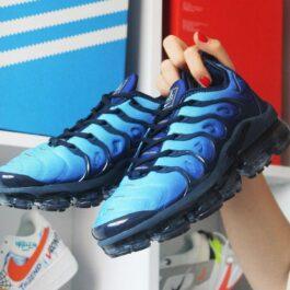 Мужские кроссовки Nike Vapormax TN Blue