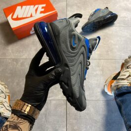 Nike Air Max 270 React Eng Gray Blue (Серый)
