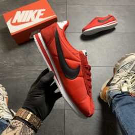 Nike Cortez Red Black (Красный)