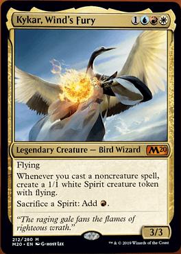 Kyakar, Wizard's Fury
