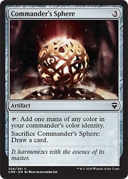 Commander Sphere Best Mana Rocks for Commander