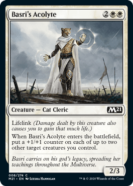 M21 Draft Guide Basri's Acolyte