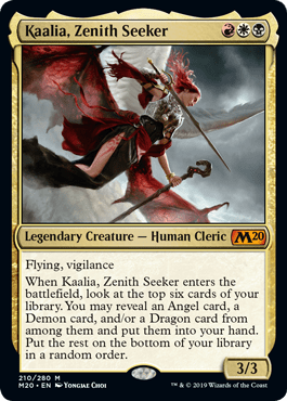 Best-Spoilers-from-Core-Set-2020-Kaalia-Zenith-Seeker