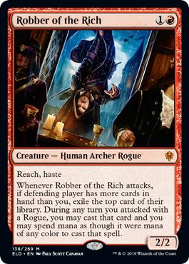 Cavalcade Charge Upgrade Robber of the Rich