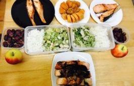 Thực đơn giảm cân hiệu quả meal 12