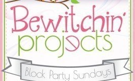 Second Chance to Dream: Betwitchin' Project Party #bewitchinprojectparty