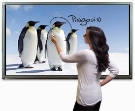 interactive touchscreen