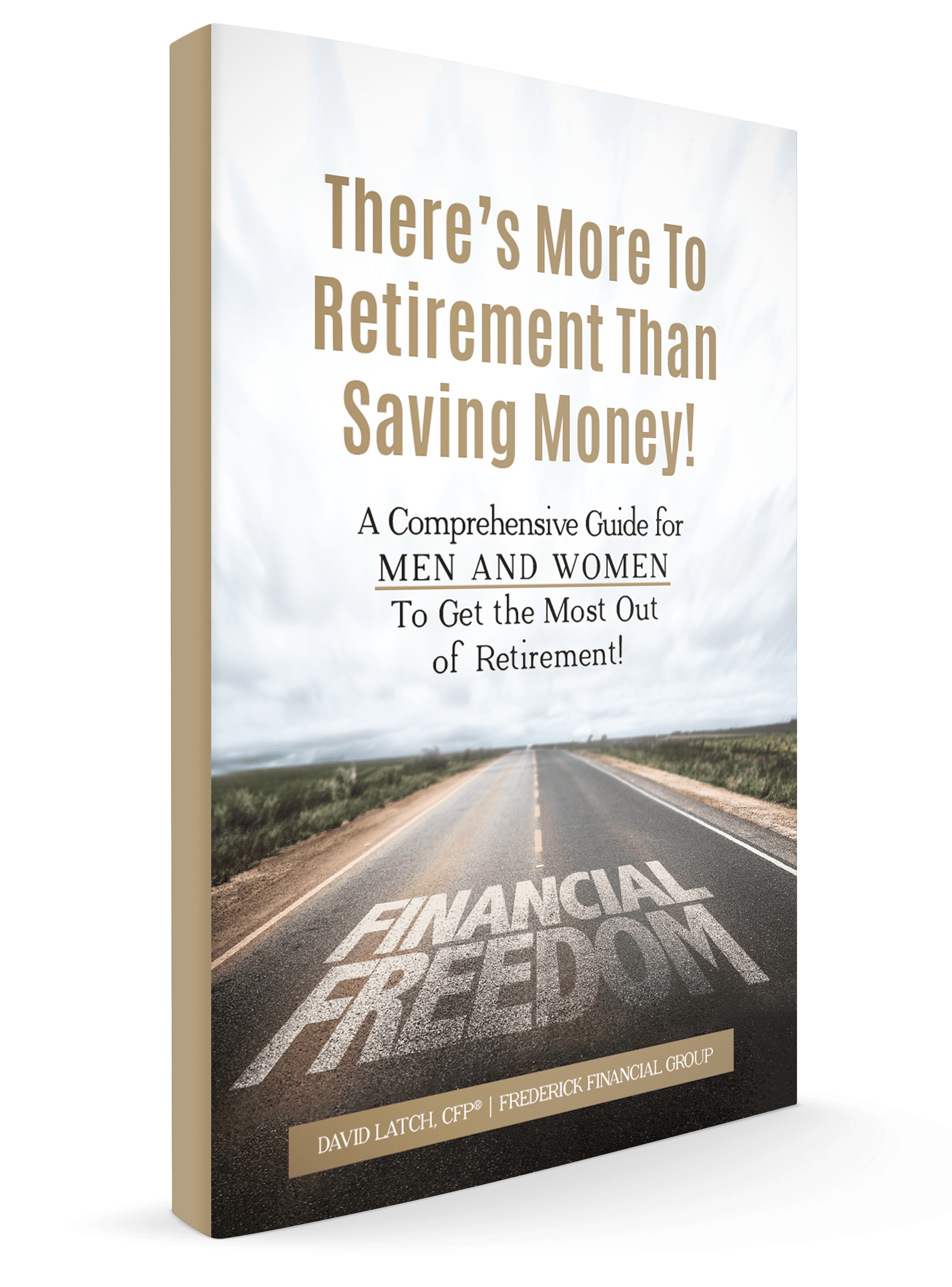 Frederick Financial Group_David Latch_Book Cover_6x9_140_3d mockup