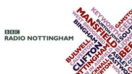 BBC Radio Nottingham Logo