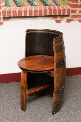 Wood barrel furniture Used Wine 1082 Sonoma Barrel Chair Decor Snob 135 Wine Barrel Furniture Ideas You Can Diy Or Buy photos