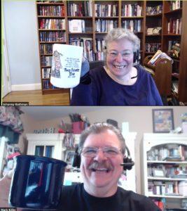 Johanna Rothman and Mark Kilby