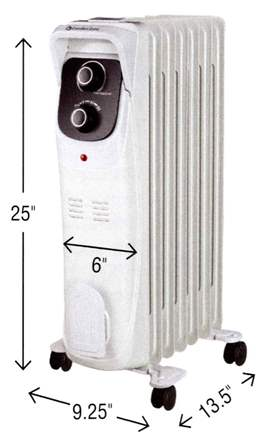 Wholesale Oil-Filled Radiator Heater