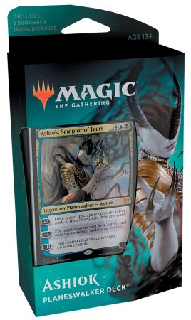Ashiok Sculptor of Fears Upgrade Planeswalker Deck Guide Theros Beyond Death