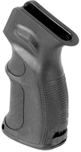 ZAPSPG8B 1 - Je Ak47 Ergonomic Pistol Grip - W-single Finger Groove Black