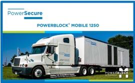 PowerSecure Truck