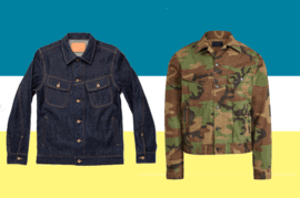 5 Trucker Jacket To Cop Right Now via Men's Style Pro Blog