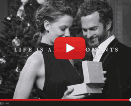 Baume & Mercier | Life is About Moments by Peter Lindbergh [Video]