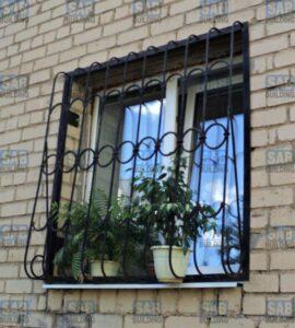 Выпуклые решетки на окна Харьков