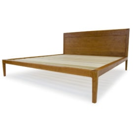 cherry platform bed no. 1