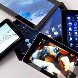 Service tablete