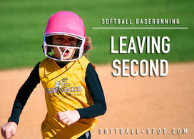 baserunning LEAVING SECOND