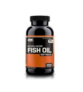 Optimum Nutrition--Fish-Oil-Softgels