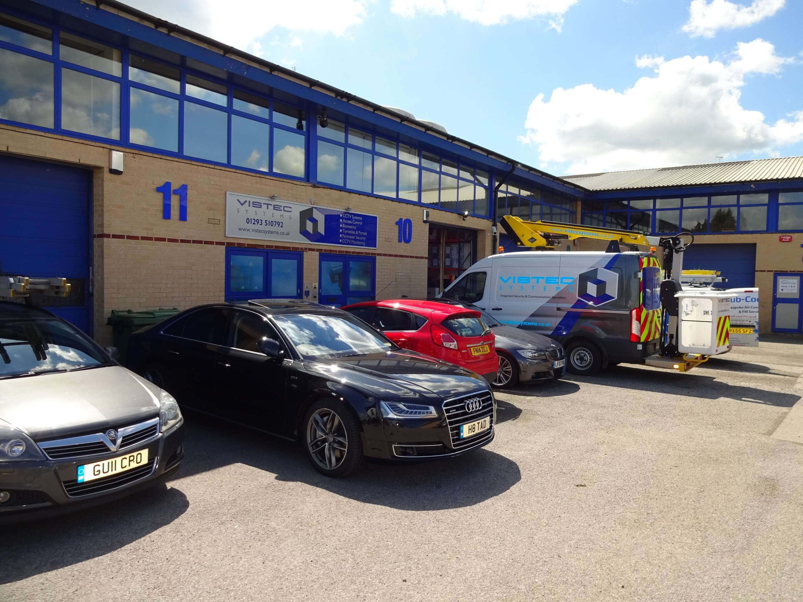 Commercial Air Conditioning West Sussex Project