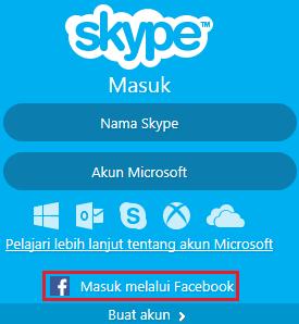 langkah pertama cara menggunakan skype untuk video call gratis