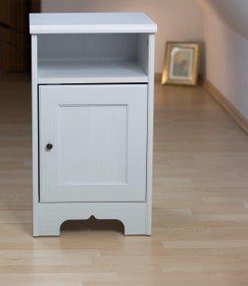Ikea Möbel Kreidefarbe vorher